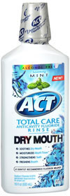 ACT Total Care Dry Mouth Soothing Mint