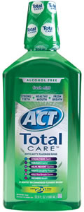 ACT Total Care Fresh Mint Rinse