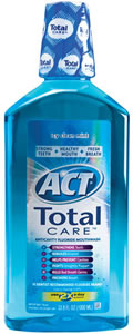 Act Total Care Rinse Icy Clean Mint