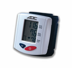 ADC Advantage 6015 digital Wrist Blood Pressue monitor