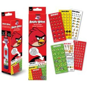 Angry Birds Power Rotary Toothbrush with Stickers