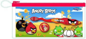 Angry Birds travel kit with pouch