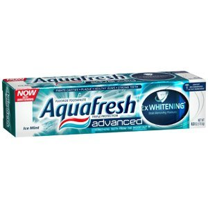 Aquafresh Advanced Whitening Toothpaste