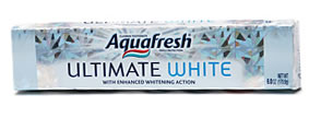 Aquafresh Ultimate White Toothpaste