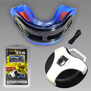 Brain-Pad 3XS-WP Blue