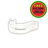 Mouth Guards - Brain-Pad Double Guard DG-200 Clear Mouthguards