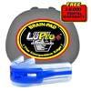 Mouth Guards - Brain-Pad LoPro Plus LPP-02 Blue Clear Mouthguards