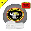Mouth Guards - Brain-Pad LoPro Plus LPPY-07 Clear Junior Mouthguards