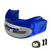 Mouth Guards - Brain-Pad Pro Plus WPR-2004 Blue Gray Mouthguards