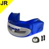 Mouth Guards - Brain-Pad Pro Plus WPRY-2004 Blue Gray Junior Mouthguards