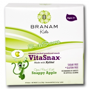 Branam VitaSnax (Snappy Apple)
