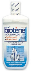 Biotene Mouthwash with Calcium