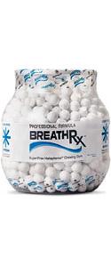 BreathRx Halispheres Sugar-Free Gum Refill Jar BR1051