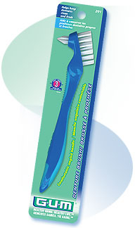 Butler GUM denture brush