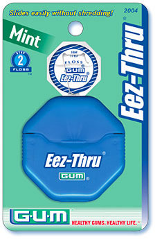 Butler GUM Eez-Thru Floss 2010P