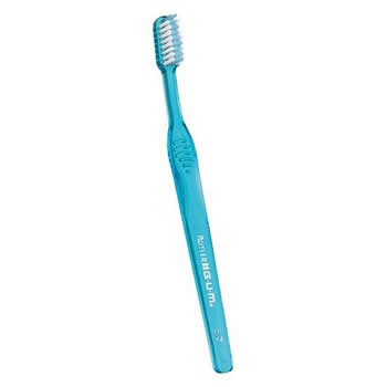 Butler GUM Angle Toothbrush Compact Soft 431