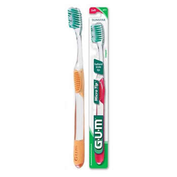 Butler GUM Micro Tip Toothbrush full sensitive 474