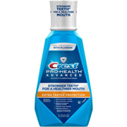 Crest Pro-Health Advanced Extra Deep Clean mouthwash 250 ml