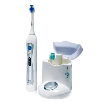 DentistRx Intelisonic Toothbrush & UV Sanitizer