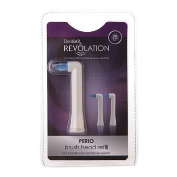 DentistRx Revolation Perio Brush Head Refill 1 pack
