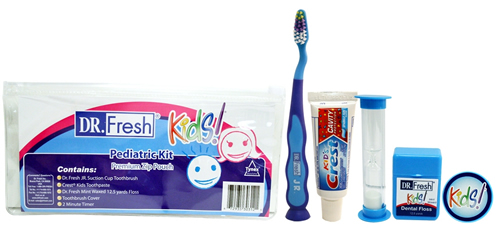 Dr. Fresh Kits Pediatric Kit