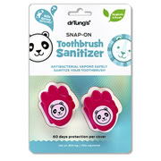Dr Tung's Kids Snap-on Toothbrush Sanitizer