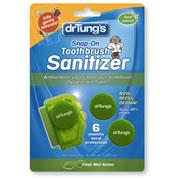 Dr Tung's Snap-On Toothbrush Sanitizer