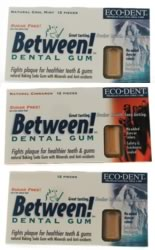 Eco-Dent Between! Dental Gum Thumbnail