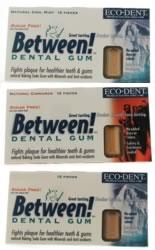 Eco-Dent Between Natural Dental Gum
