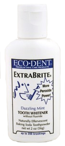 Eco Dent Extra Bright Tooth Whitening