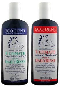 Eco-Dent Ultimate Daily Rinse Mint