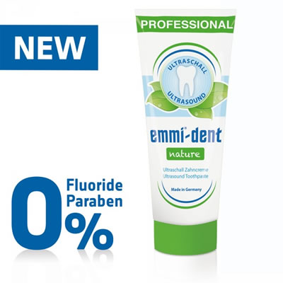 Emmi-dent Nano-bubbles Toothpaste 75ml Nature