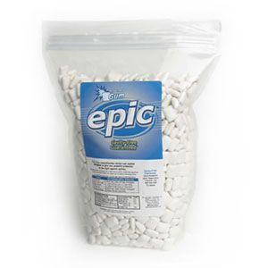 Epic Xylitol Gum Peppermint 1000 pieces