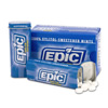 Epic Peppermint Xylitol Mints. 100% Xylitol Sweetened Mints, Peppermint Flavor