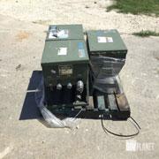 FEEDER SYSTEM ELECTRICAL : 3PH 100 AMP
