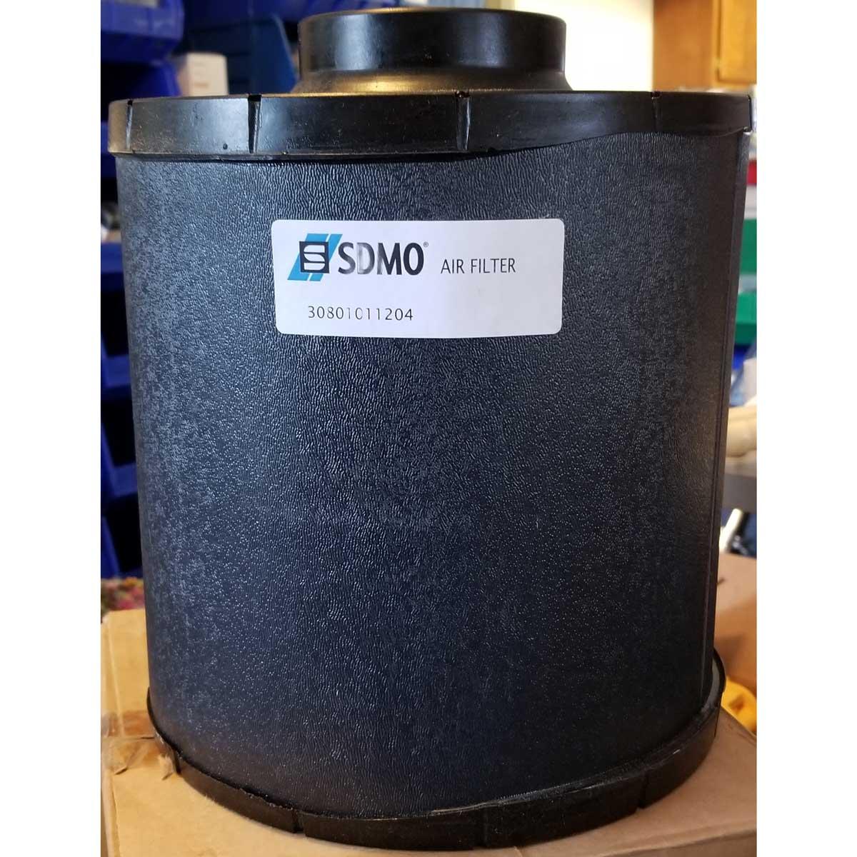 Onan Cummins SDMO Air Filter 30801011204  C105004   Cummins Replacement Part