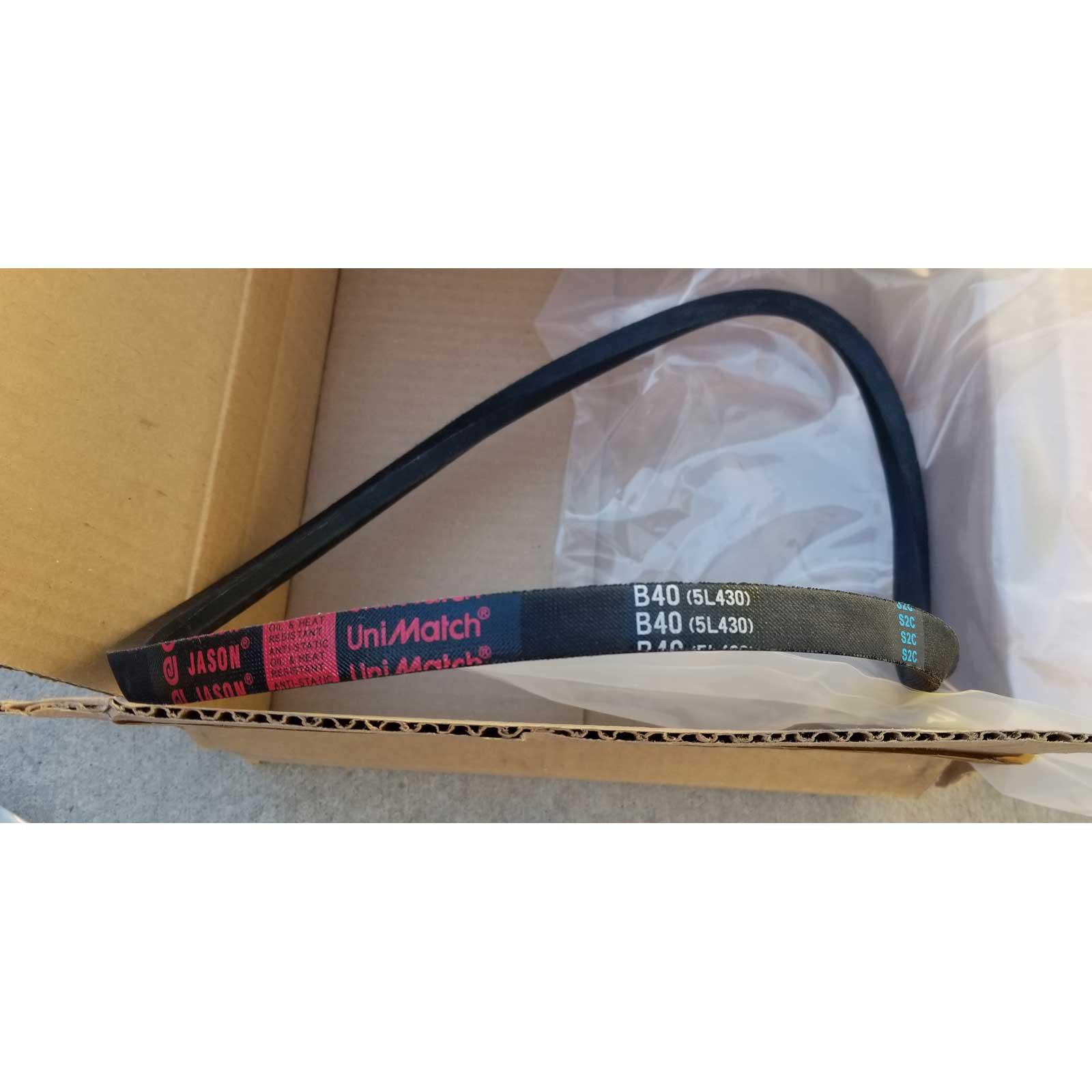 Jason Industrial B40 5L430 V-Belt
