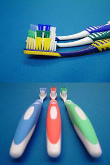 Hydro Floss Toothbrush