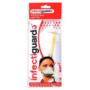 Infectiguard N95 Face Mask