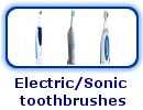 Sonic and  Electric toothbrush