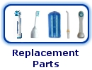 Replacement parts for many items