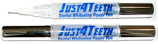 Just4teeth Whitening Pen