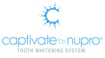 Captivate by Nupro Teeth Whitening