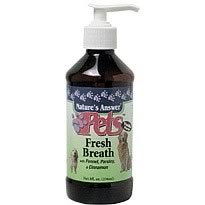 Natures Answer Pets Fresh Breath