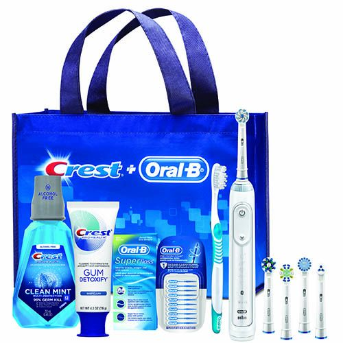 Crest Oral-B Implant Electric Recharge System
