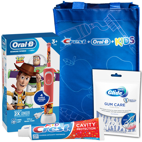 Kids3+ ToyStory ElectricRecharge System