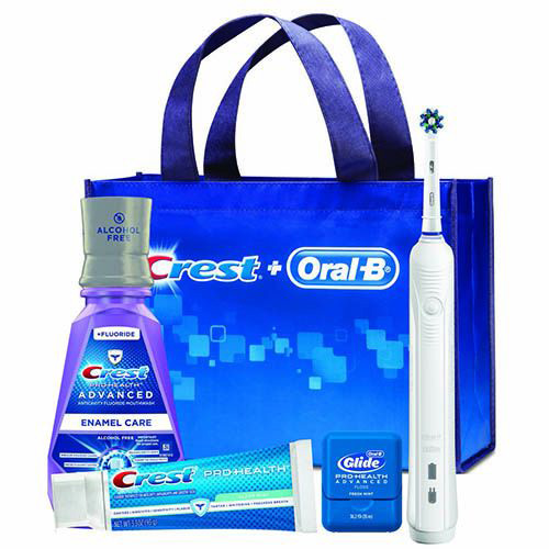 Crest Oral-B DailyClean Electric Rechargeable System