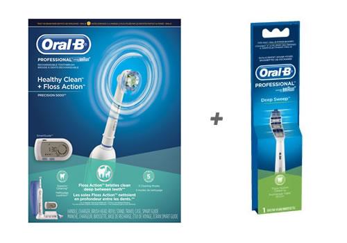 Oral-b Professional care 5000 Bonus