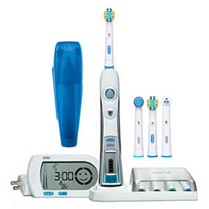 Oral-B ProfessionalCare SmartSeries 5000 with SmartGuide Electric Toothbrush