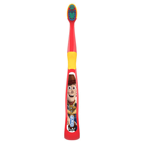 Oral-B Kids Disney/Pixar Toy Story toothbrush 3+yr